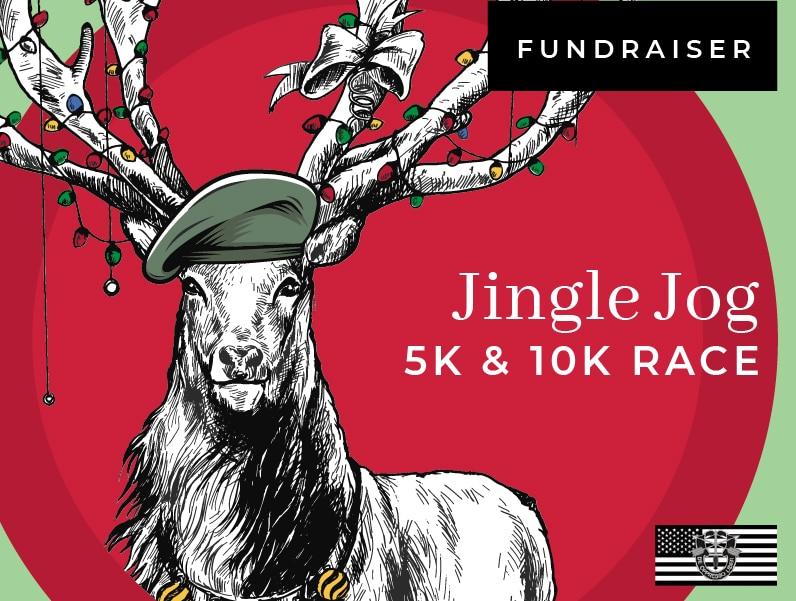 Jingle Jog 5K & 10K race