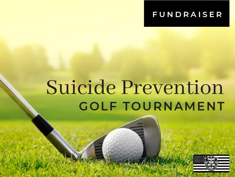 Suicide Prevention Gold Tournament