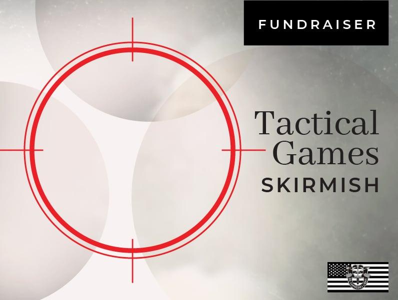 Tactical Games Fundraiser